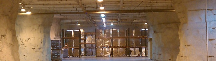 Storage Solutions for your Home or Business Short and long term Storage Climate controlled Record and data storage